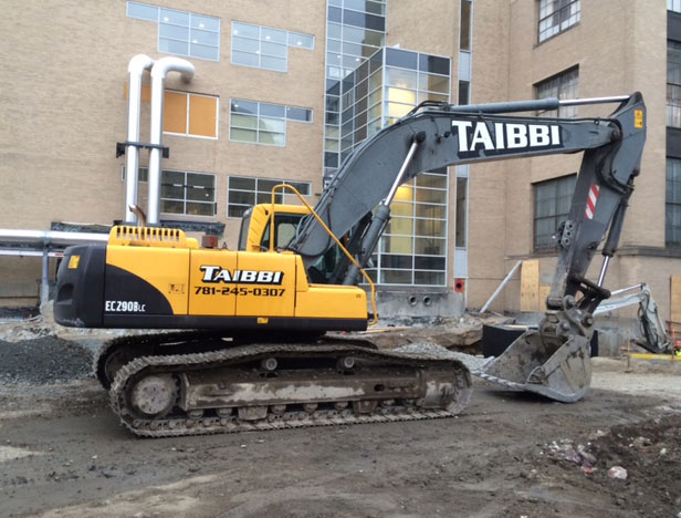 Track Excavator for rent